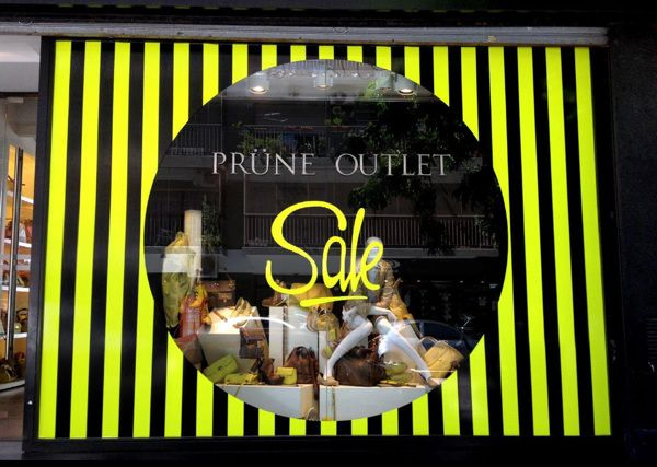 Sale window idea https://www.behance.net/gallery/10827093/Sale-Prune
