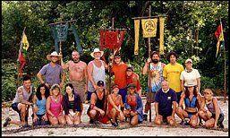 Survivor 8 All Stars. EPIC. The Rob and Amber phenomenon began.