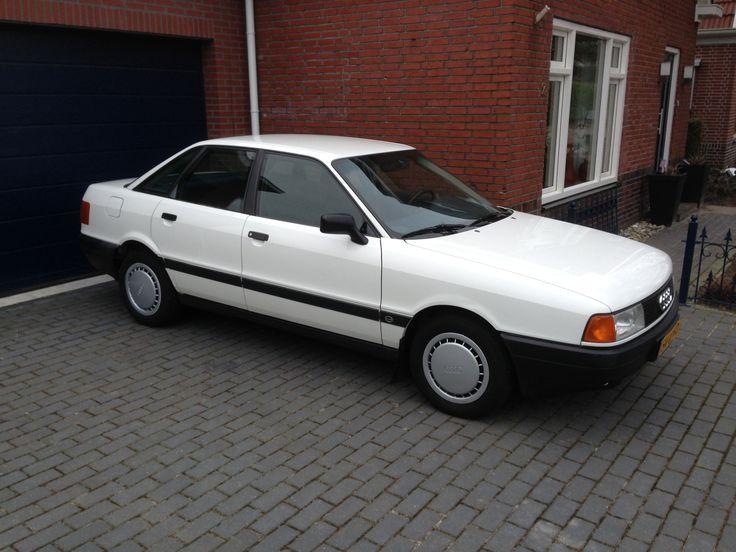 Audi 80 wit 1987