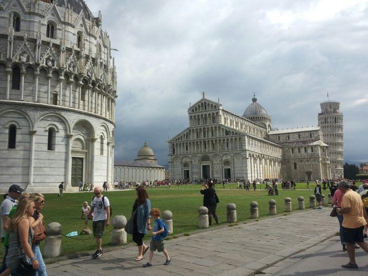 Piazza dei Miracoli... Pisa... Italy