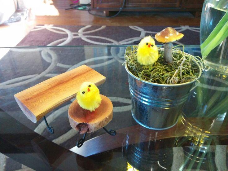 Spring peeps