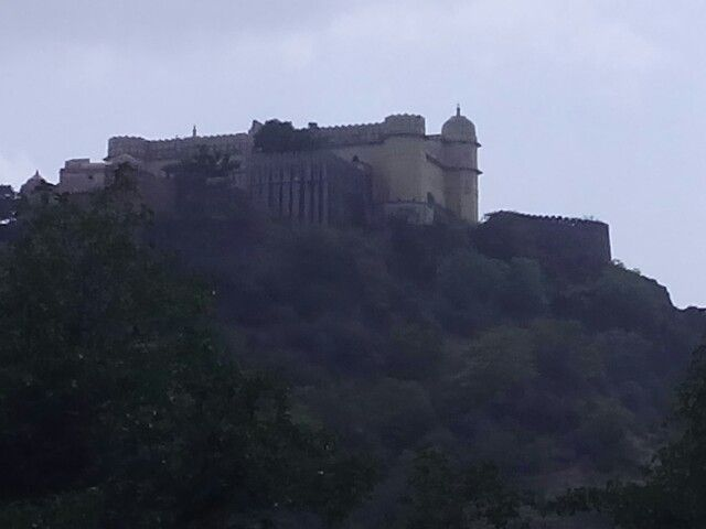 fort kumbhalgarh mewar