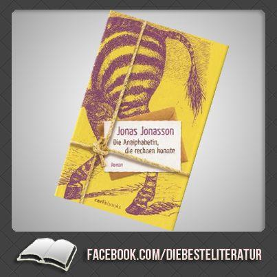 Ausgezeichnet als Buch des Jahr des Wochenmagazins Stern. Witzig, charmant, eloquent - ein echter Jonasson eben.  http://amzn.to/1tQ8IQm