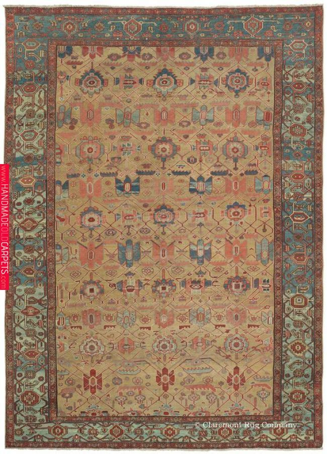 Bakshaish Camelhair Northwest Persian 9ft 6in X 12ft 10in Circa 1875 Rugs Pinterest Rugs Carpet And Persian Carpet Antique Persian Carpet Rugs Persian Carpet