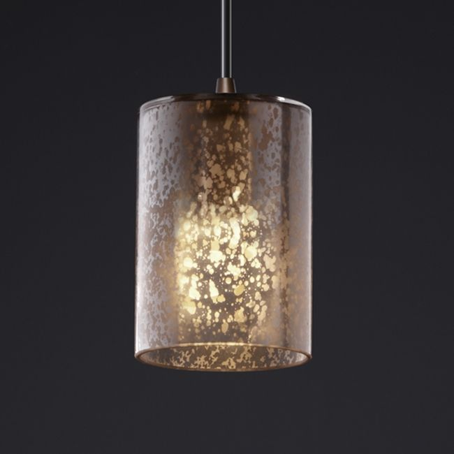 This mini one light pendant is suitable for any room this fixture stands out