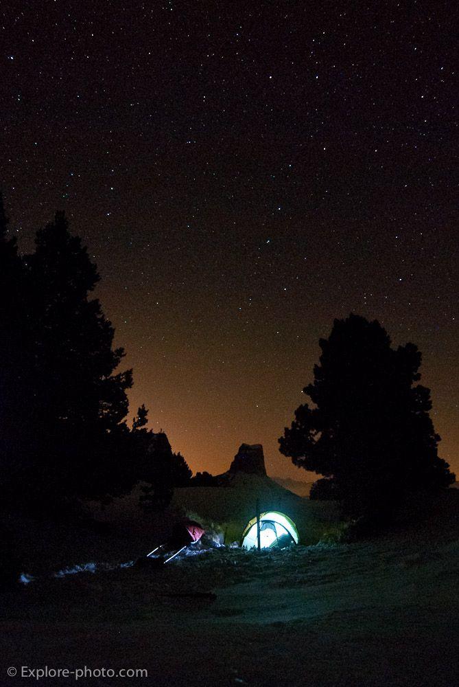 dormir près du Mont Aiguille