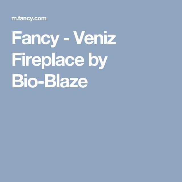 Fancy - Veniz Fireplace by Bio-Blaze