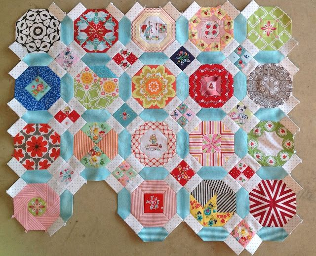 Octagon Quilting Templates : 679 best images about Paper Piecing Heaven... on Pinterest Quilt, Paper piecing patterns and Paper