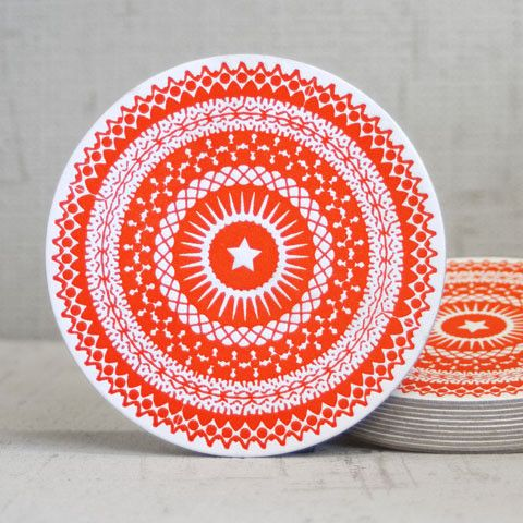 Red Star Coasters