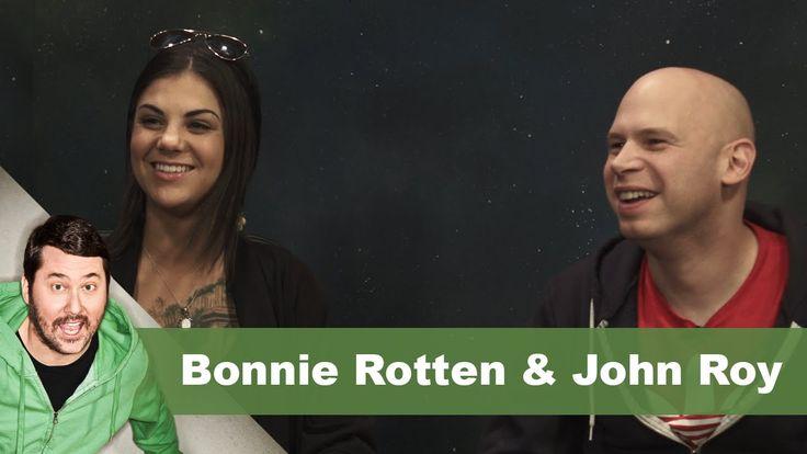 Bonnie Rotten & John Roy   Getting Doug with High