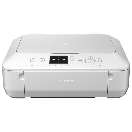 Canon PIXMA Wireless Inkjet All-In-One Photo Printer (MG5520) #SetMeUpBBY sleek and nice
