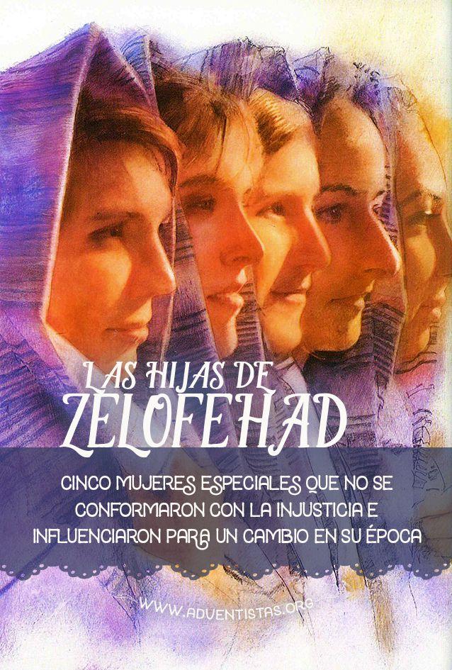 Números 27:1-11 Vinieron las hijas de Zelofehad hijo de Hefer, hijo de Galaad, hijo de Maquir, hijo de Manasés, de las familias de Manasés hijo de José, los nombres de las cuales eran Maala, Noa, Hogla, Milca y Tirsa; y se presentaron delante de Moisés y delante del sacerdote Eleazar, y delante de los príncipes y de toda la congregación, a la puerta del tabernáculo de reunión, y dijeron: Nuestro padre murió en el desierto; y él no estuvo en la compañía de los que se juntaron contra Jehová…