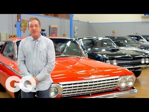 Classic Auto Trader: Tim Allen's Car Collection of Authentic American Made Motors -  GQ's Car...
