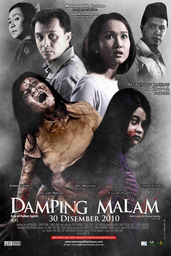 Damping Malam