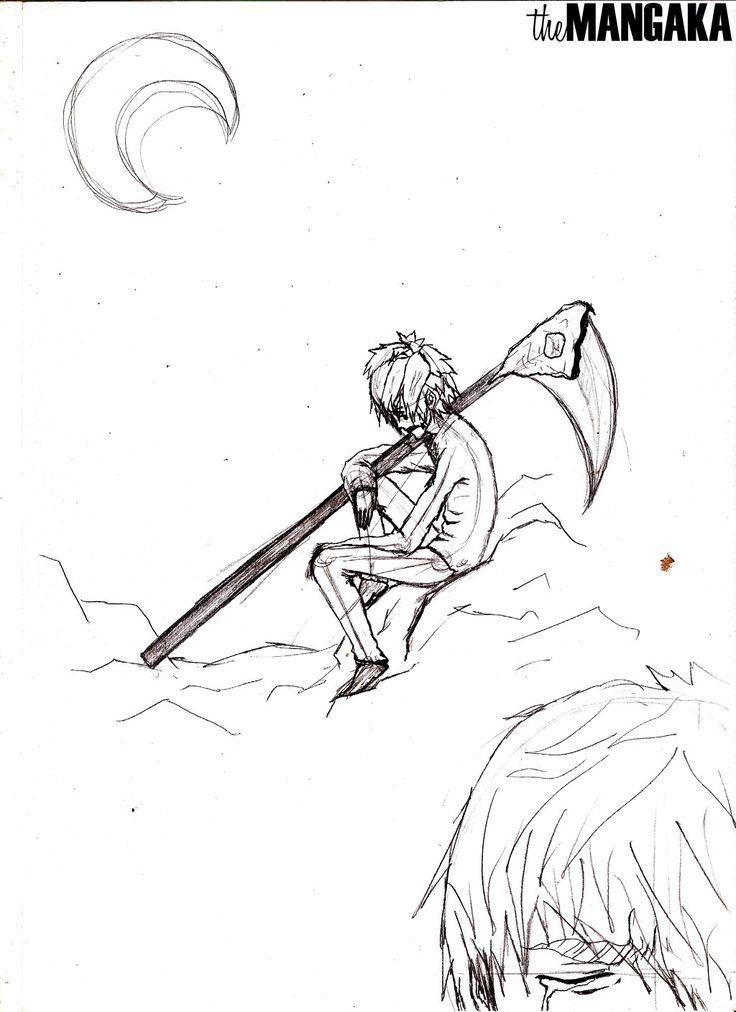 Grimm Ripper Under The Moon by MangakaOfficial.deviantart.com on @deviantART