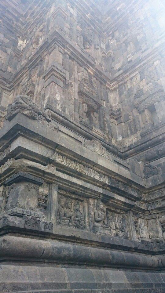 Prambanan Temple Relief