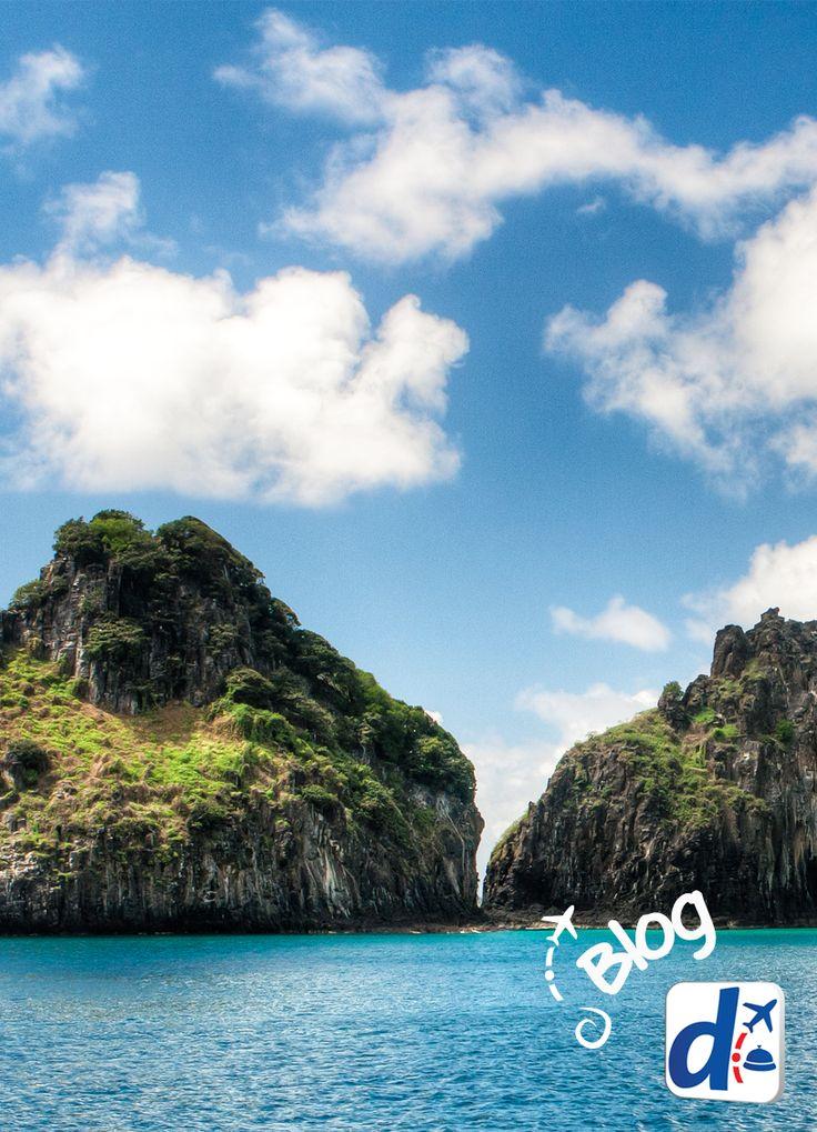 ¿VIENES? Tenemos 6 playas que NO puedes perderteee!!! #blog #viajes #viajar #temporada #vuelosabrasil #trip #travel #beach