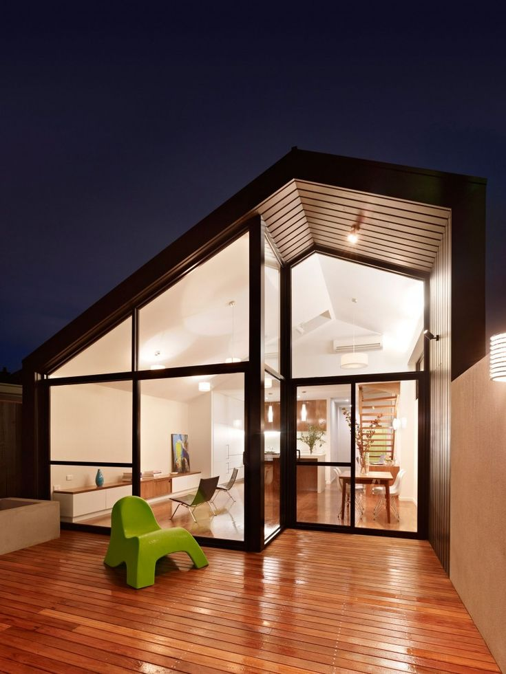 Fitzroy North House by Nic Owen Architects