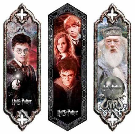 Harry Potter Bookmarks Printable | Harry Potter Bookmarks ...