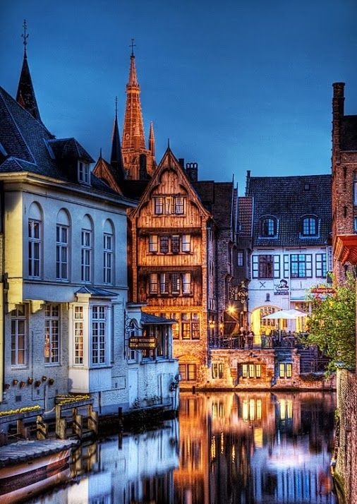 Places To See | Bruges, Belgium Photography by Steven Krohn on Google+