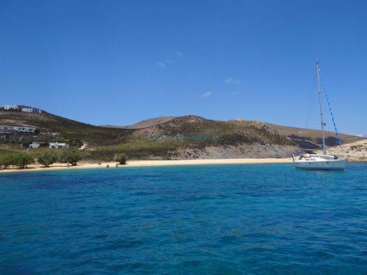 Παραλία του Αγίου Σώστη