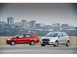 An all new Figo with massive improvements in drive, comfort and convenience