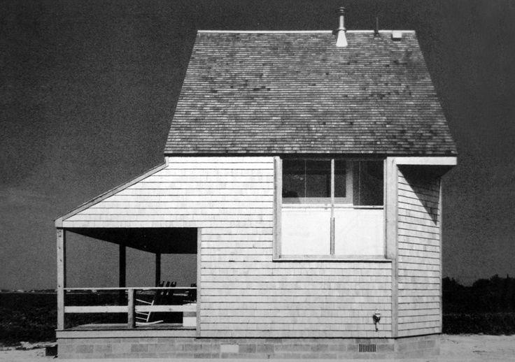 387. Robert Venturi & Denise Scott Brown /// David M. Trubek House /// Nantucket Island, Massachusetts, USA /// 1971 OfHouses presents 'Venturi & Scott Brown in the 70′s'. (Photos: © VSBA. Source:...