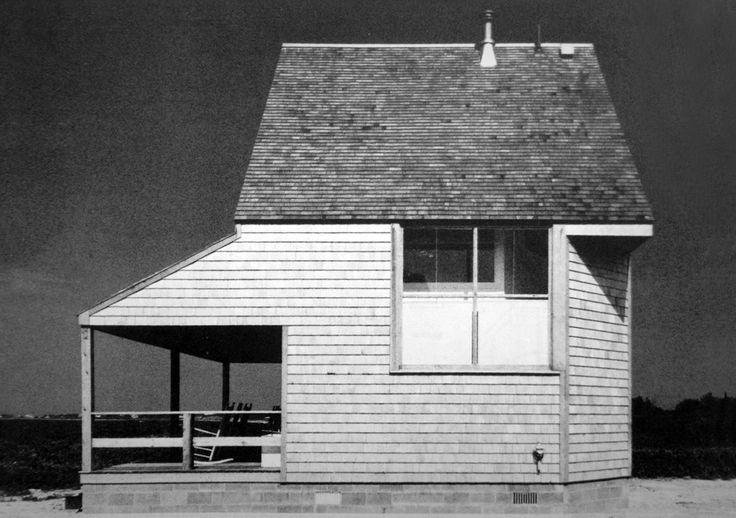 387. Robert Venturi & Denise Scott Brown /// David M. Trubek House /// Nantucket Island, Massachusetts, USA /// 1971 OfHouses presents 'Venturi & Scott Brown in the 70′s'. (Photos: © VSBA. Source:...