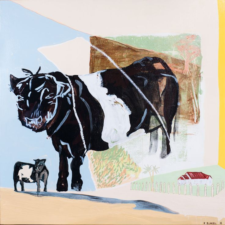 Katie Blundell Artist, Belted Galloway, Acrylic and mixed media painting on poplar floating panel, 1200mm H x 1200mm W, 2015. Growing up I always enjoyed passing the local Umupuia Marae and looking up on the hills to spot the Belted Galloway. Recently moving back to Clevedon and thinking about its ever changing future I was struck by the symbolism of…Continue reading →
