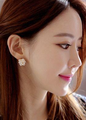 Pearl Bundle Earrings  SFSELFAA0012622