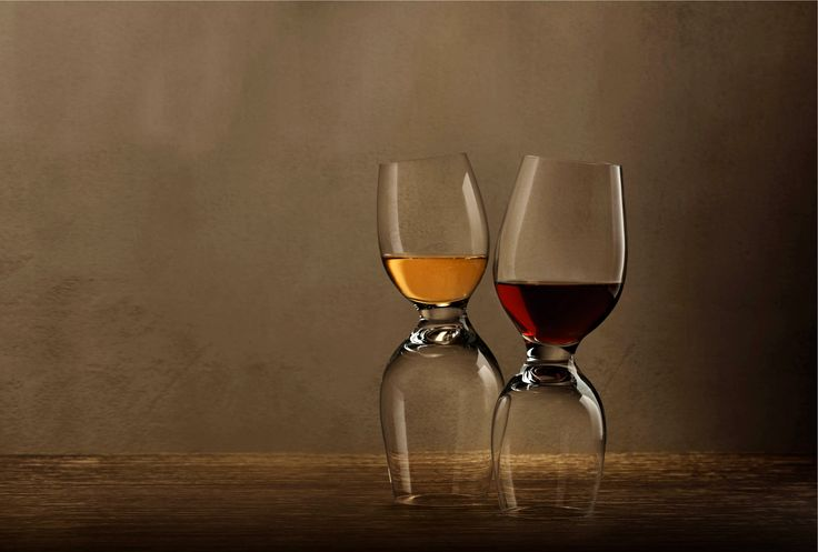 Red or White? #nude #collection #design #glass