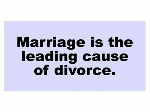 what are the leading causes of divorce in america