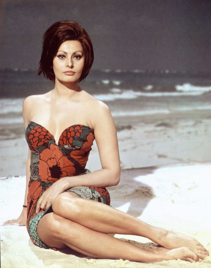 Sophia Loren. I'm lucky to have seen her once in person.