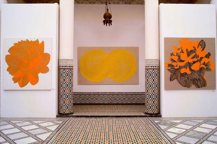 Graphic tour : Marrakech, Morocco