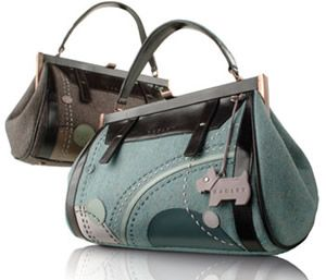 Westie purse