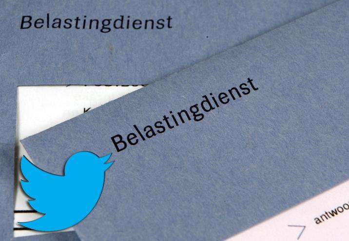 Belastingdienst biedt via Twitter hulp bij invullen formulier