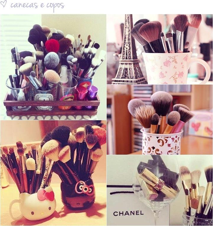 Como organizar sua penteadeira ou cantinho de maquiagem - Tudo Make – Maior blog de maquiagem, beleza e tutoriais de Curitiba.