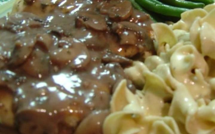 Just Like Carrabba's Italian Grill Chicken Marsala Recipe - Recipezazz.com