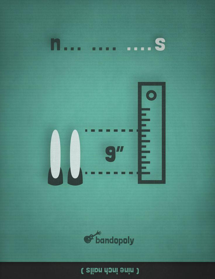 Nine Inch Nails - Bandopoly
