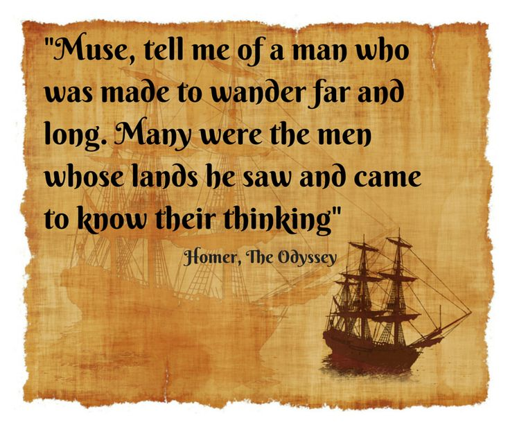 Quotes From Book 10 Of The Odyssey