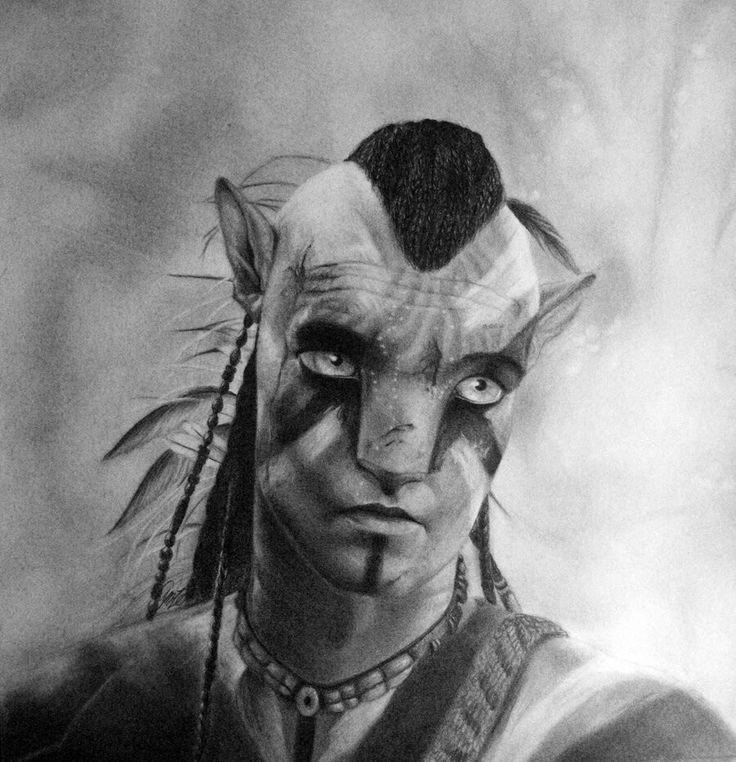 Avatar Movie Drawings: 74 Best Avatar Quotes, Pictures, Art Images On Pinterest