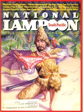 National Lampoon #158 - May 1983