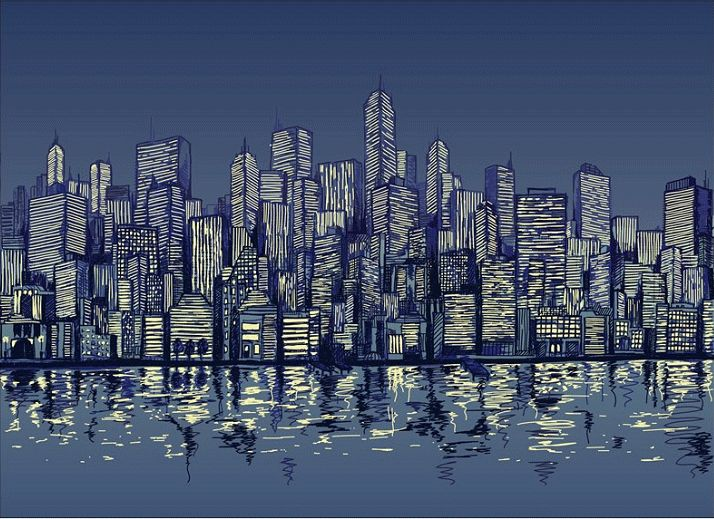 New York - Cuadros de Ciudades - Cuadros Online Azahar