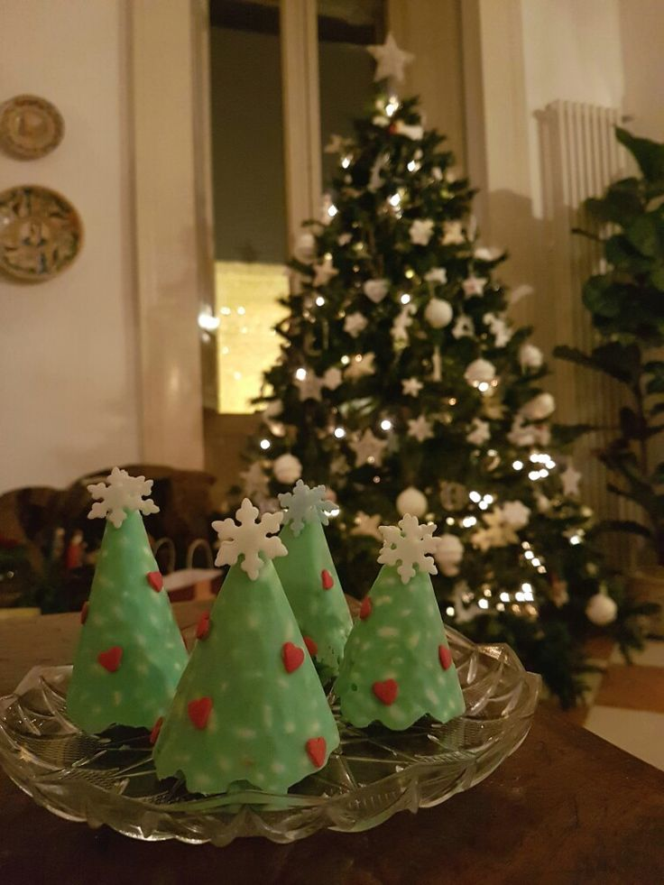 #Ricecrispies #christmas trees !