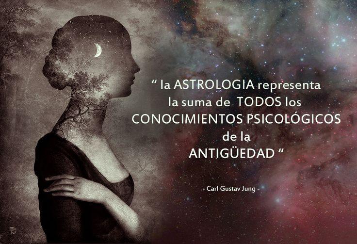 El eminente psiquiatra suizo Carl #Jung utilizó la #astrología como el modo más efectivo para comprender la totalidad de la personalidad de sus pacientes.