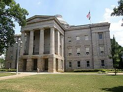 North Carolina State Capitol Building (Raleigh)