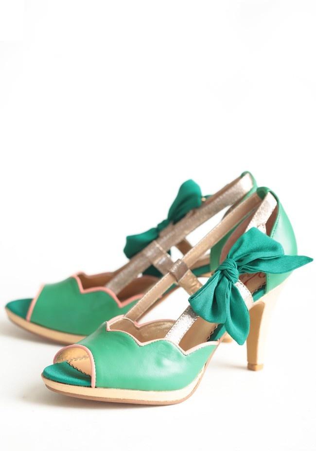 Lucky Lady Heels