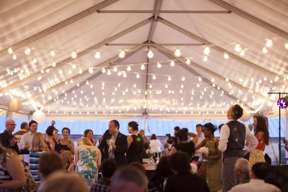 String Lights Tent Wedding : 54 best images about Tents on Pinterest Receptions, Wedding and String lights