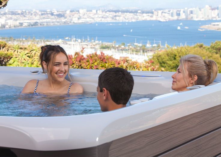 177 best Spa and Hot Tub Inspiration images on Pinterest ...
