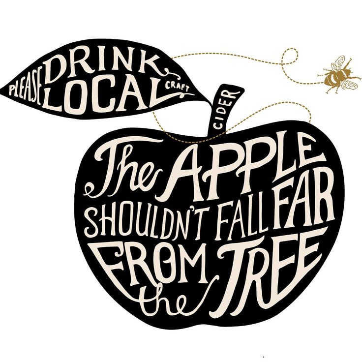 Drink local craft cider